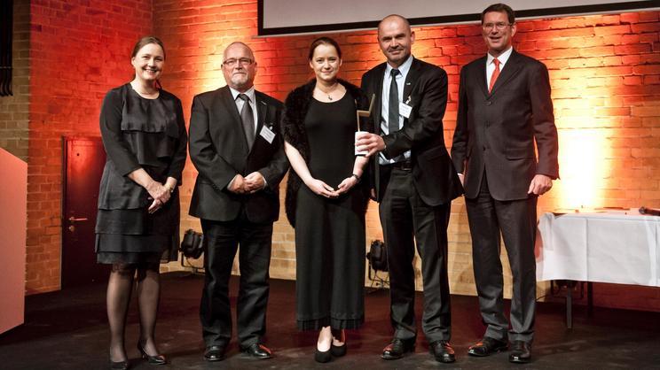 Energy Award 2013 - Energiehaus des Jahres - M1 Energieplus Massivhaus