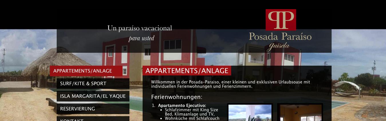 Webseite Posada Paraiso Guisela Leak
