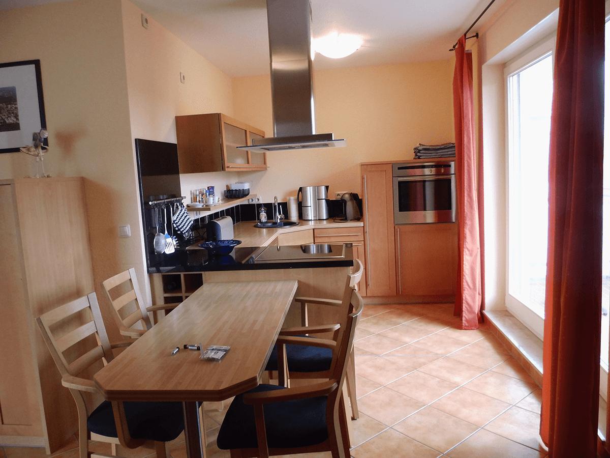 Ostseeurlaub Fahrenkrug Wohnung