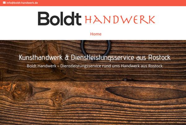 Referenzen gruppenrausch - Boldt Handwerk aus RostockRostock
