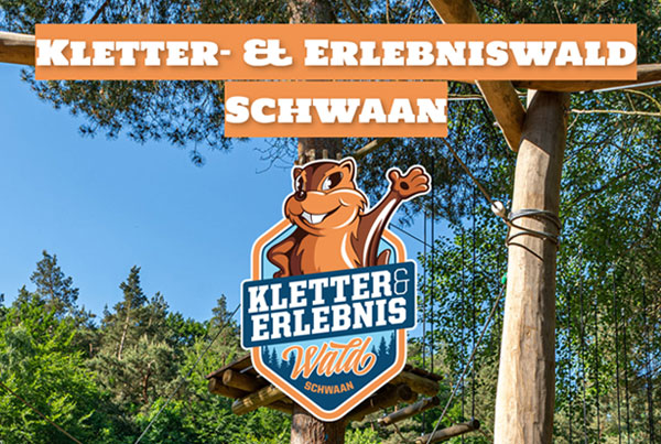 gruppenrausch Referenzen - Kletter- & Erlebniswald Schwaan